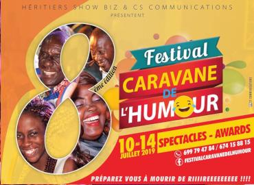 FESTIVAL CARAVANE  DE L'HUMOUR 8EME ÉDITION
