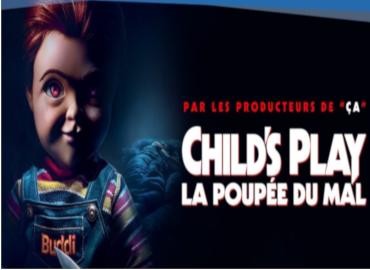 CHID'S PLAY LA POUPÉE DU MAL (-12)