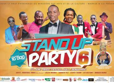 STAND UP PARTY 6